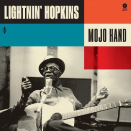 Lightnin' Hopkins ‎– Mojo Hand (LP)