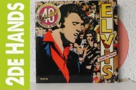 Elvis Presley – Elvis's 40 Greatest -PINK VINYL- (LP) D10