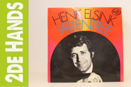 Henk Elsink – Vrij Entree (LP) K30