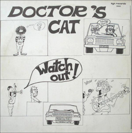 """Doctor's Cat – Watch Out!  (12"""" Single) T30"""