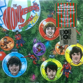 "The Monkees - Christmas Party Plus! (2x7"" Single)"