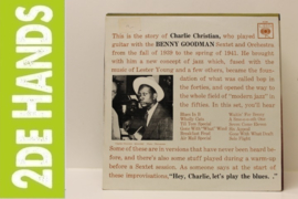 Charlie Christian With The Benny Goodman Sextet And Orchestra (LP) K50