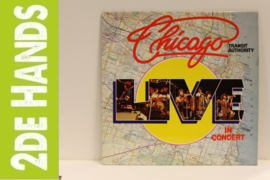 Chicago Transit Authority ‎– Live In Concert (LP) A80