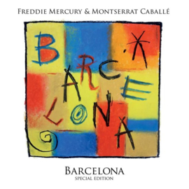 Freddie Mercury - Barcelona (PRE ORDER) (LP)