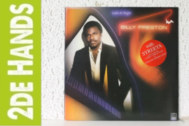 Billy Preston ‎– Late At Night (LP) B20