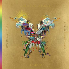 Coldplay -  Live In Buenos Aires / Live In Sao Paulo / A Head Full Of Dreams (3LP+2DVD)