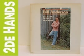 Bill Anderson - Every Time I Turn The Radio On (LP) H30