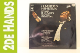 Leonard Bernstein, New York Philharmonic – Ouvertueren Hifi-Festival (2LP) J10