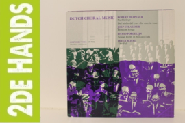 Various ‎– Dutch Choral Music (LP) F90