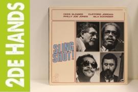 Cees Slinger / Clifford Jordan / Philly Joe Jones / Isla Eckinger – Sling Shot! (LP) F80