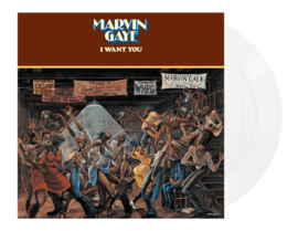 Marvin Gaye - I Want You -Indie Only- (LP)