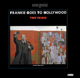 """Frankie Goes To Hollywood – Two Tribes (12"""" Single) T30"""