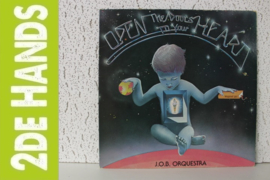 J.O.B. Orquestra - Open The Doors To Your Heart (LP) E60