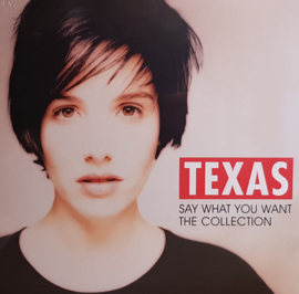 Texas ‎– Say What You Want - The Collection (LP)