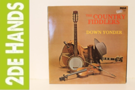 Country Fiddlers Featuring Wade Ray ‎– Down Yonder And Other Old Time Favorites (LP) C20