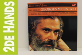 Georges Moustaki ‎– The Best Of Georges Moustaki (LP) G10