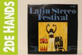 Various – Latin Stereo Festival (LP) H90