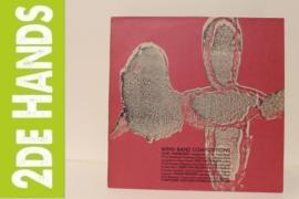 Louis Andriessen, Kees van Baaren, Geert van Keulen, Willem Breuker – Wind Band Compositions (LP) A80