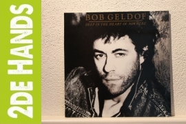 Bob Geldof - Deep In The Heart Of Nowhere (LP) J70