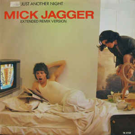 """Mick Jagger – Just Another Night (Extended Remix Version) (12"""" Single) T30"""