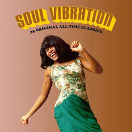 Various ‎– Soul Vibration (LP)