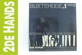 Buxtehude - René Saorgin – Intégrale De L'Œuvre D'Orgue, Vol. 1 (LP) K70