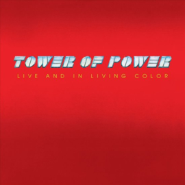 Tower Of Power - Live and in Living Color (LP)