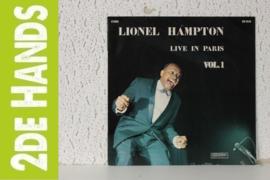 Lionel Hampton – Live In Paris Vol. 1 (LP) A70