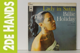 Billie Holiday - Lady in Satin (LP) C70