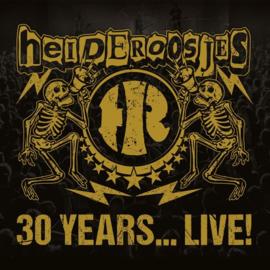 Heideroosjes - 30 Years…. Live (LP)