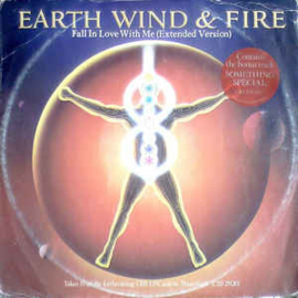 "Earth, Wind & Fire ‎– Fall In Love With Me (Extended Version) (12"" Single) T20"