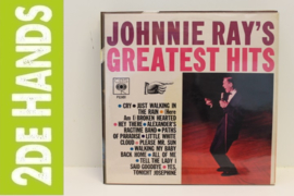 Johnnie Ray – Johnnie Ray's Greatest Hits (LP) D10