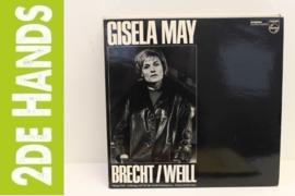 Gisela May – Brecht / Weill (LP) J50
