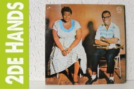 Ella Fitzgerald - Louis Armstrong – Ella And Louis (LP) E50