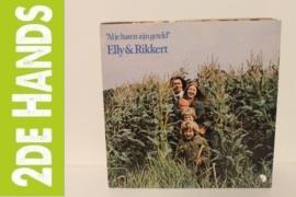 Elly & Rikkert – Al Je Haren Zijn Geteld (LP) C20