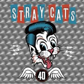 Stray Cats - 40 (LP)