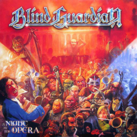 Blind Guardian ‎– A Night At The Opera (2LP)