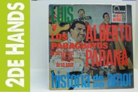 Luis Alberto Del Parana Y Los Paraguayos – Historia De Un Amor (LP) H60