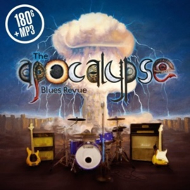 Apocalypse Blues Revue  - Apocalypse Blues Revue (LP)