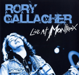 Rory Gallagher - Live At Montreux (2LP)