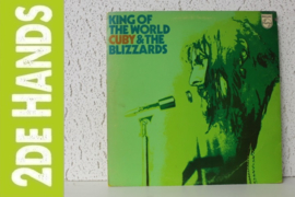 Cuby + Blizzards ‎– King Of The World(LP) G40
