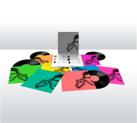 Various - Factory Records: Communications 1978-92 (8LP BOX)