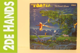 Tomita ‎– The Ravel Album (LP) F90