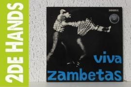 Zambetas And His Bouzoukia – Viva Zambetas (LP) E50