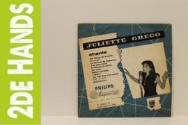 "Juliette Gréco – Chante (10"") F60"
