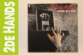 Gentle Giant - Free Hand (LP) G70