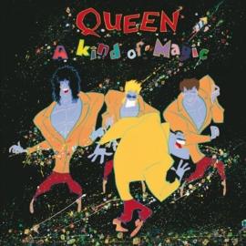 Queen - A Kind Of Magic (LP)