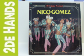 Nico Gomez – Merengue Festival (LP) H60