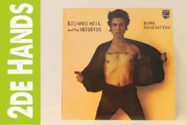 Richard Hell And The Voidoids - Blank Generation (LP) K10