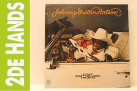 Johnny Guitar Watson – I Don't Want To Be Alone, Stranger (LP) C60